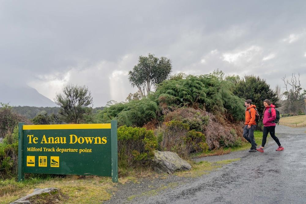 Fiordland National Park Lodge Qantas Hotels