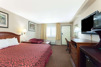 Upgraded, Room, 1 King Bed, Non Smoking, Hot Tub