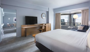Presidential Suite, 1 King Bed, Accessible (Hearing)