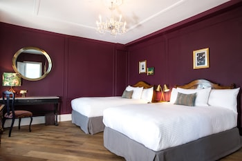Classic Double Room, 2 Double Beds