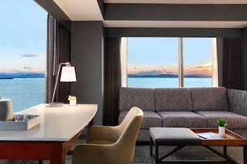 伯靈頓尚普蘭湖希爾頓飯店 Hilton Burlington Lake Champlain