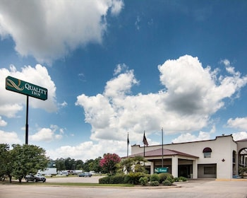 納契托什凱藝飯店 Quality Inn Natchitoches