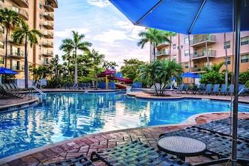 Hotel - Wyndham Palm-Aire