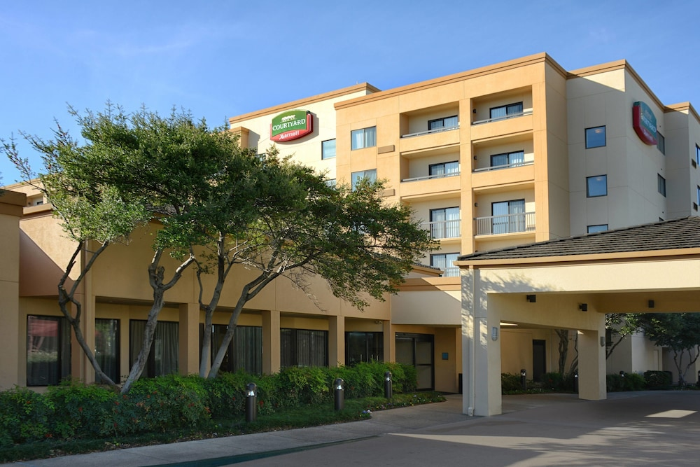 Featured Dallas Hotel: Courtyard by Marriott Dallas Central Expressway