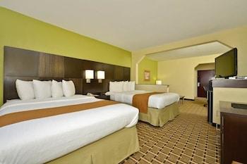 베스트 웨스턴 녹스빌 스위트 - 다운타운(Best Western Knoxville Suites - Downtown) Hotel Image 6 - Guestroom