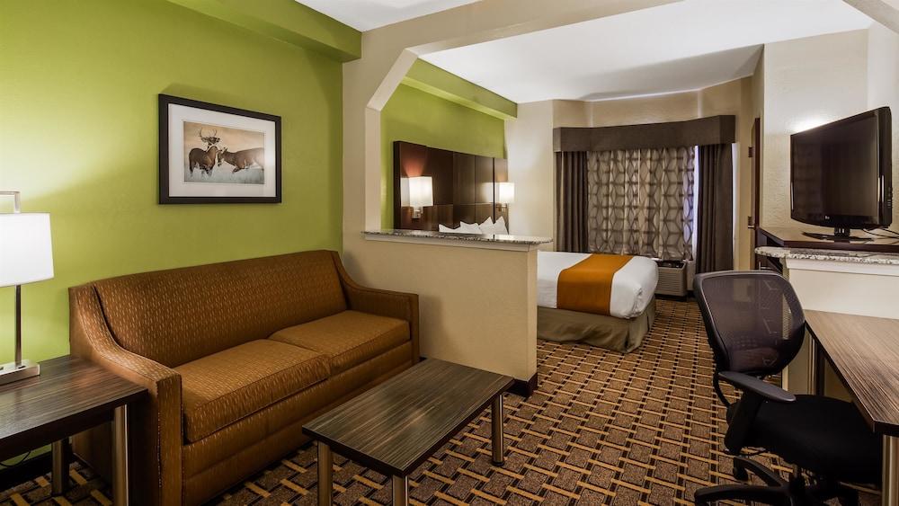베스트 웨스턴 녹스빌 스위트 - 다운타운(Best Western Knoxville Suites - Downtown) Hotel Image 20 - Guestroom