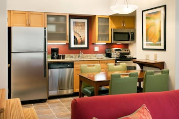 Guestroom at Residence Inn Las Vegas Convention Center by Marriott in Las Vegas
