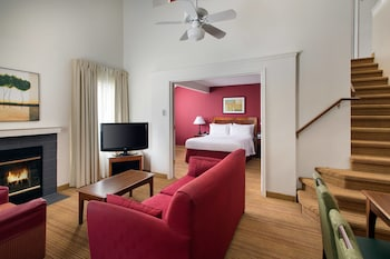Guestroom at Residence Inn Las Vegas Convention Center by Marriott in Las Vegas