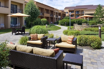 Hotel - Courtyard by Marriott Chicago Oakbrook Terrace