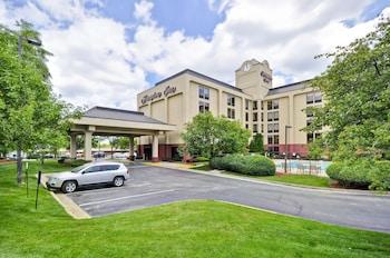 堪薩斯陸地公園歡朋飯店 Hampton Inn Overland Park, KS