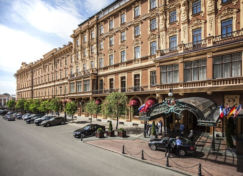 . Grand Hotel Europe, A Belmond Hotel, St Petersburg