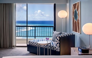 Room, 1 King Bed, Oceanfront