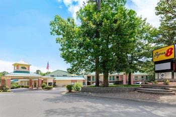 尤里卡泉溫德姆速 8 飯店 Super 8 by Wyndham Eureka Springs