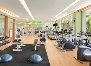 Shangri-La Mactan Gym
