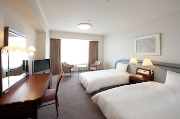 14-20階ツインルーム,30㎡ 【禁煙】 30㎡ リーガロイヤルホテル 小倉