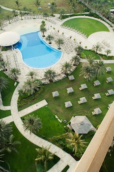 Le Royal Meridien Beach Resort And Spa - Aerial View  - #0