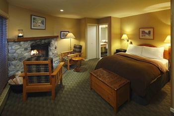 Standard Room, 1 Queen Bed (Lodge)