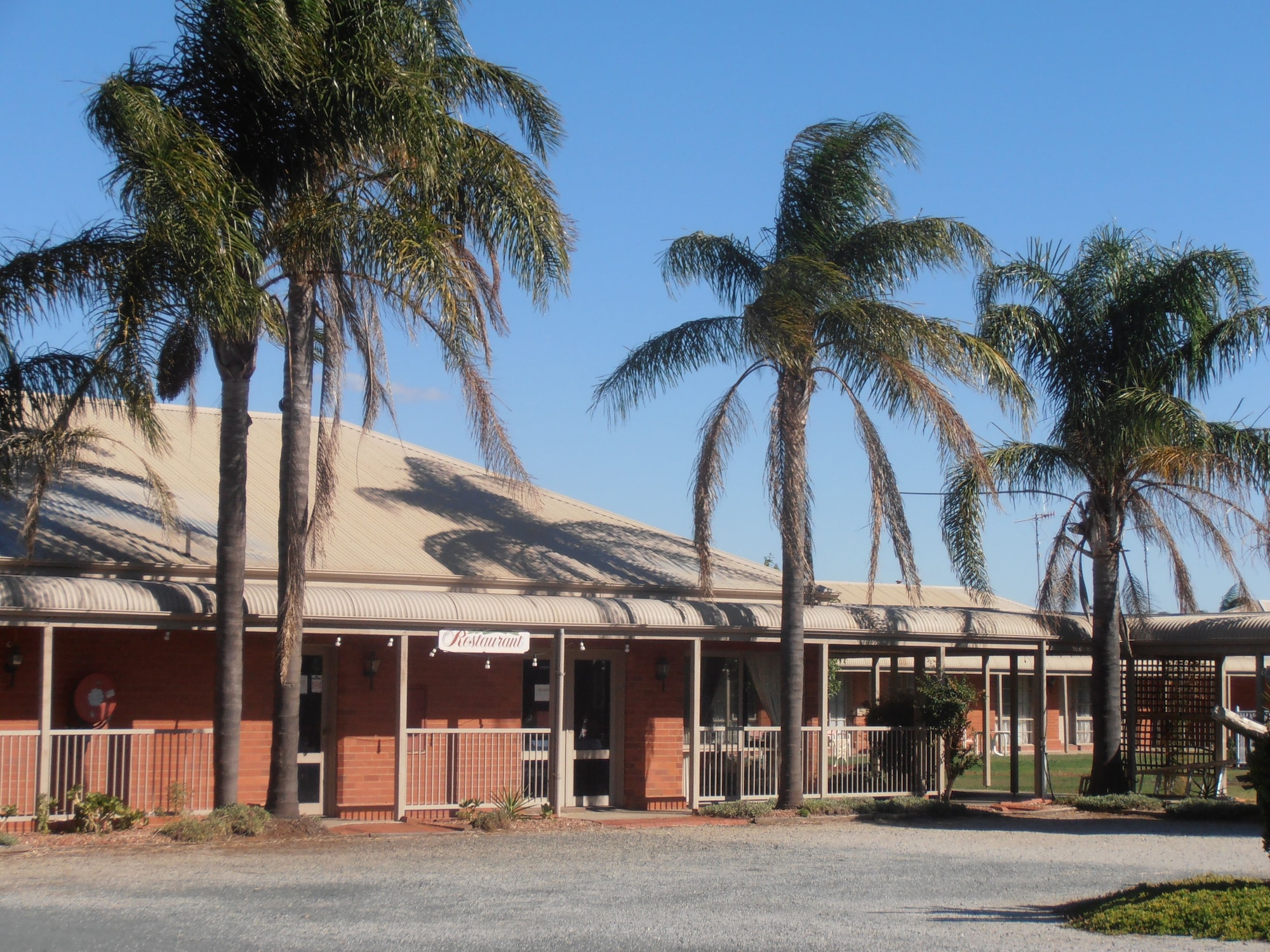 All Rivers Motor Inn, Campaspe - Echuca