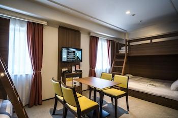 バンクベッドルーム|新阪急ホテルアネックス(大阪)