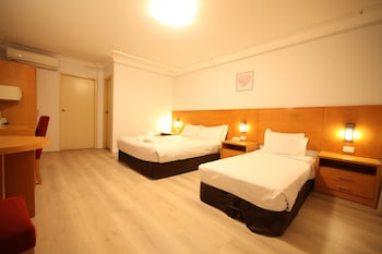 Deluxe Triple Room, 1 Bedroom, Balcony