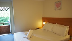 Deluxe Double Room, 1 Queen Bed, Jetted Tub