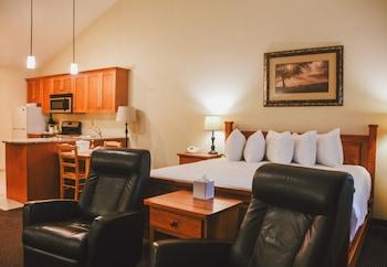 Executive Room, 1 King Bed, Non Smoking, Kitchen