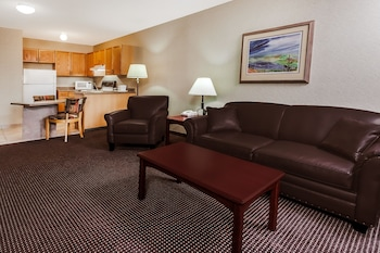 Executive Room, 1 King Bed with Sofa bed, Smoking, Jetted Tub