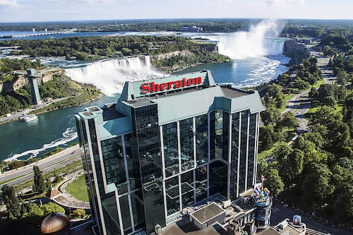 Sheraton On The Falls Hotel, Niagara