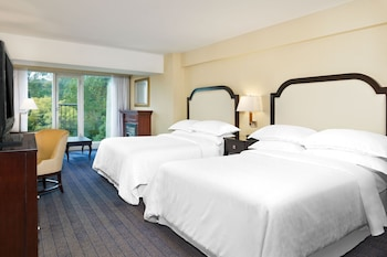 Room, 2 Queen Beds, View
