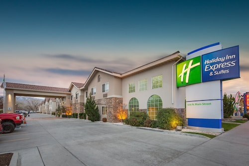. Holiday Inn Express Hotel & Suites Bishop, an IHG Hotel