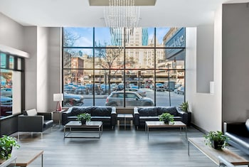 芝加哥市中心溫德姆旅遊旅館 Travelodge by Wyndham Downtown Chicago