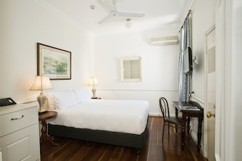 Guestroom at The Hughenden Boutique Hotel in Woollahra
