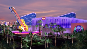 Book Hard Rock Hotel & Casino in Las Vegas.