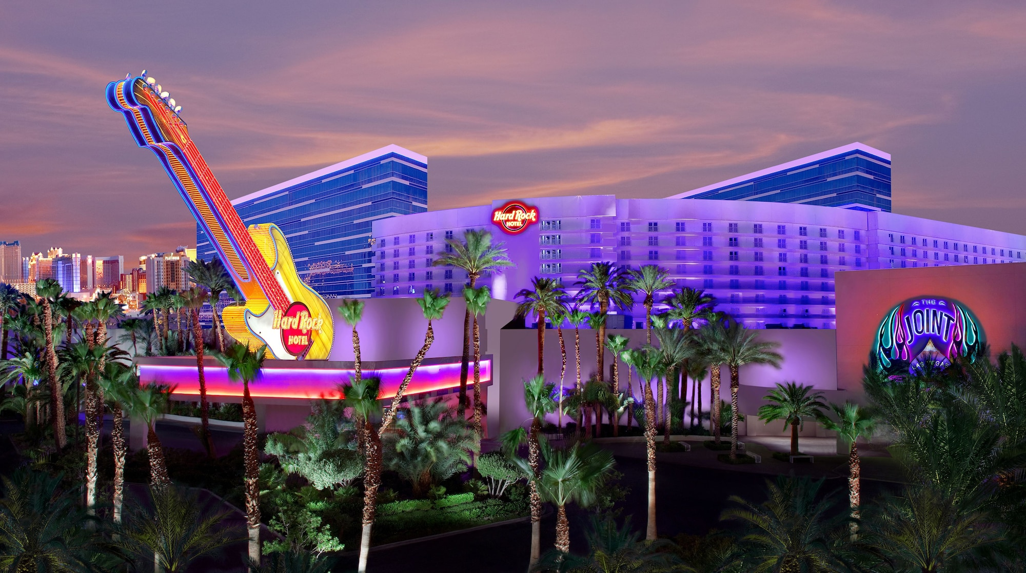 Hard Rock Hotel & Casino, Clark