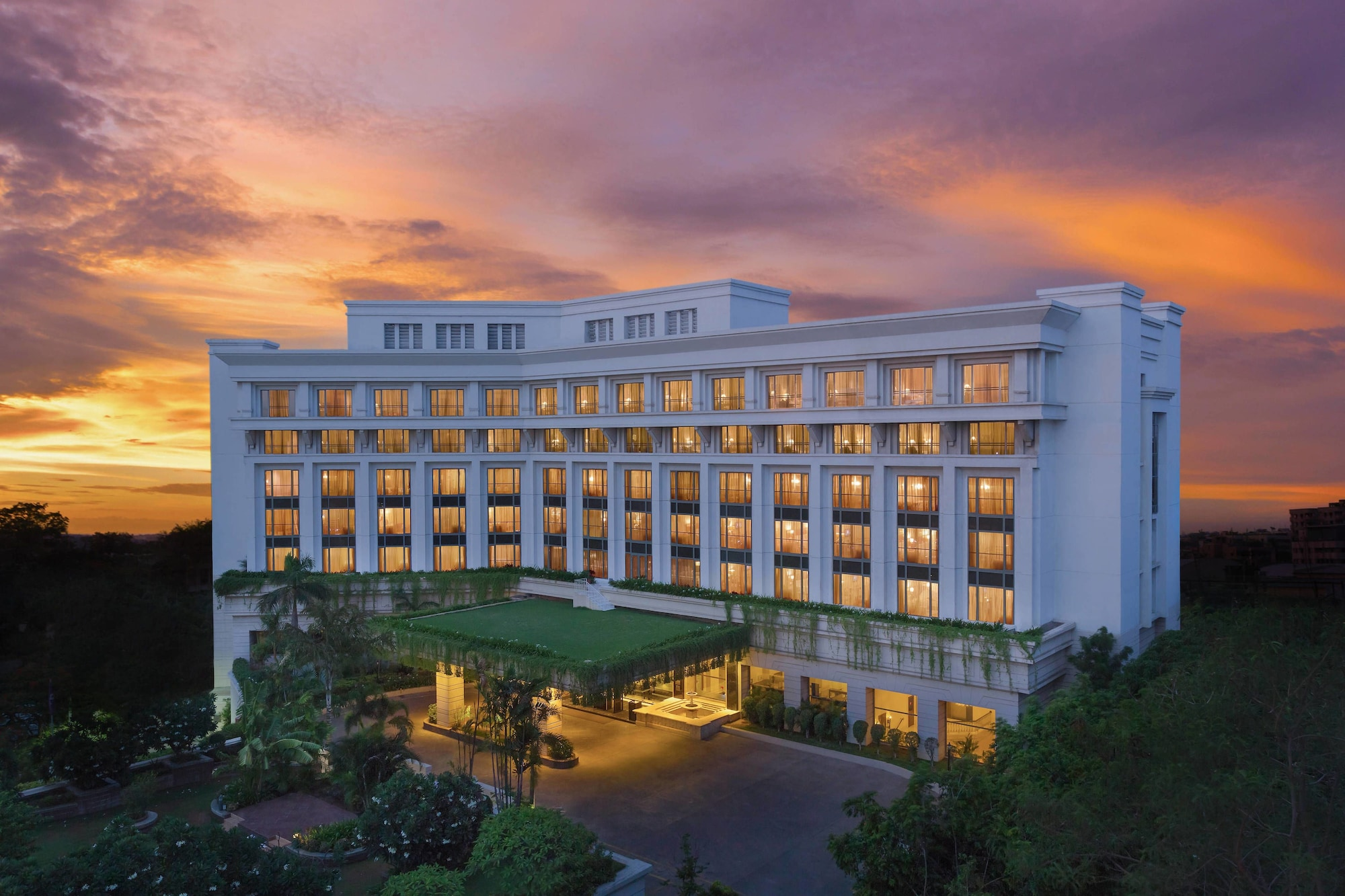 ITC Kakatiya, a Luxury Collection Hotel, Hyderabad, Hyderabad