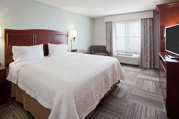 Suite, 1 King Bed, Non Smoking (2 Rooms)