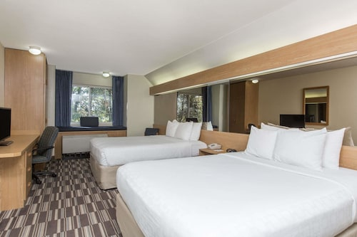 . Microtel Inn & Suites by Wyndham Anchorage Airport