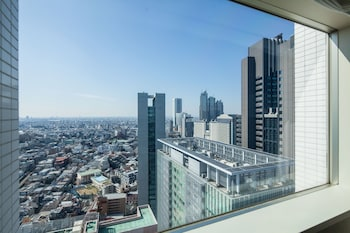 CENTURY SOUTHERN TOWER HOTEL City View