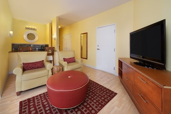Suite, 1 King Bed, Non Smoking, River View