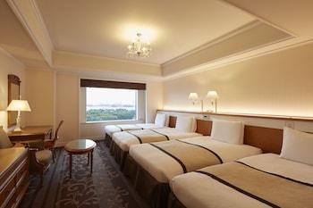 Luxury Dört Kişilik Oda, Sigara İçilmez (4 Single Beds)