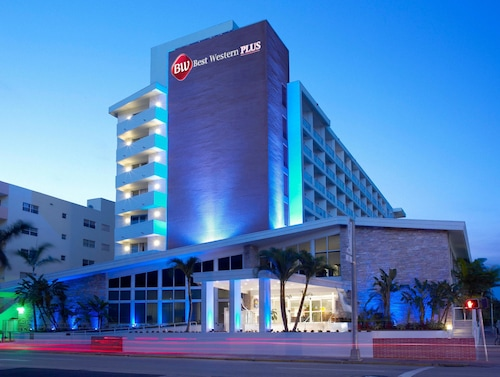 . Best Western Plus Atlantic Beach Resort
