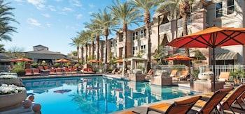 蓋尼牧場斯柯茲戴爾索內斯塔套房飯店 Sonesta Suites Scottsdale Gainey Ranch