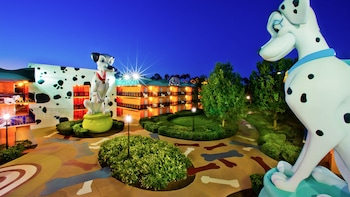 Hotel - Disney's All-Star Movies Resort