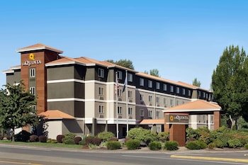 俄勒岡塞勒姆溫德姆拉昆塔套房飯店 La Quinta Inn & Suites by Wyndham Salem OR