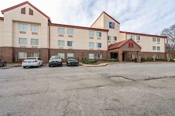 北卡羅來納洛磯山 6 號汽車旅館 Motel 6 Rocky Mount, NC