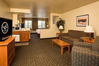 Junior King Spa Suite