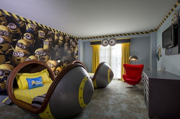 Suite, Non Smoking (Despicable Me Kids Suite)