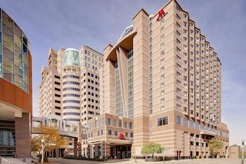 辛辛那提河心萬豪飯店 Marriott Cincinnati RiverCenter