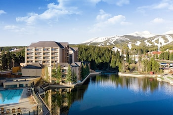 布雷肯里奇馬里奧特山谷飯店 Marriott's Mountain Valley Lodge at Breckenridge
