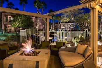 棕櫚沙漠市萬豪長住飯店 Residence Inn By Marriott Palm Desert